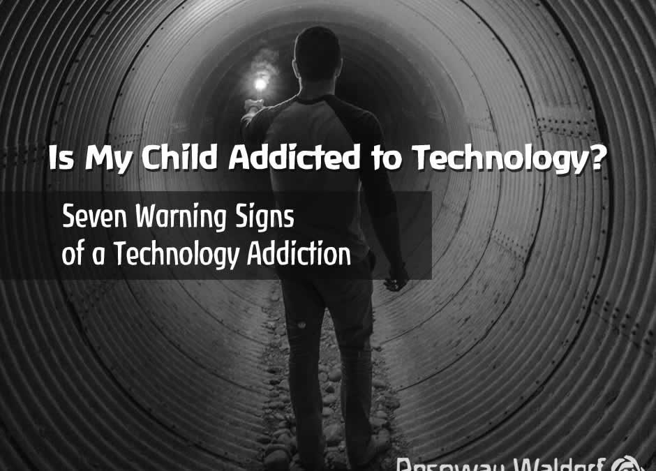 7 Ways to Break Your Technology Addiction