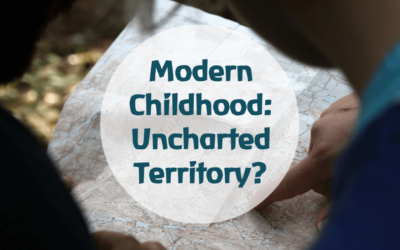 The Impact of Technology: How Our Children's Childhood is Nothing Like our Own