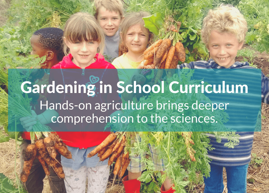 The Benefits of Integrating Farm and School Curriculum