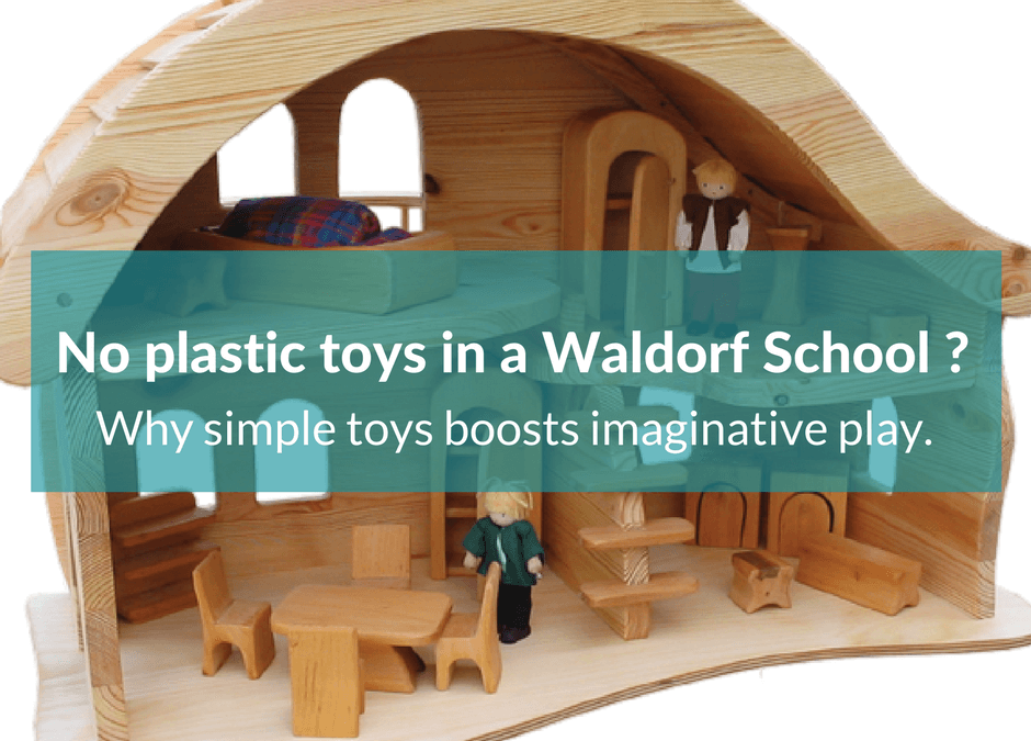 Why simple toys boosts imaginative play.