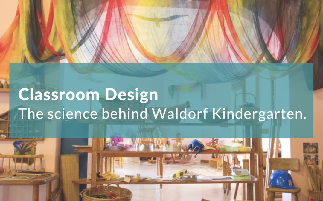 The science behind Waldorf Kindergarten classroom design